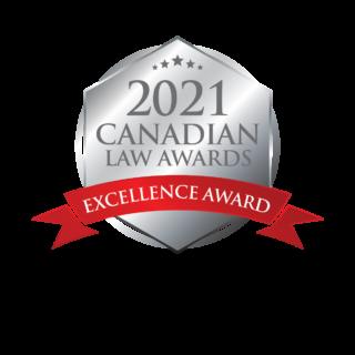 Canadian Law Awards Female Trailblazer
